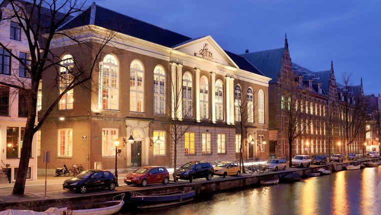 Het Compagnietheater op de Kloveniersburgwal. Beeld Compagnietheater