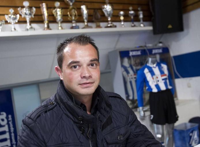 Marcel van de Kamp.
