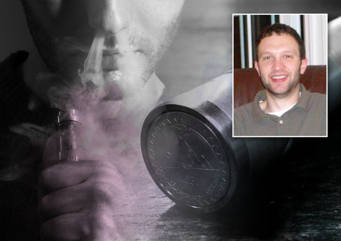 Tallmadge Wakeman D'Elia vond de dood toen zijn e-sigaret explodeerde.
