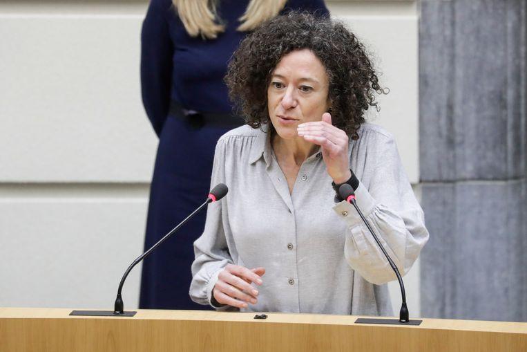 Yasmine Kherbache ruilt het Vlaams parlement in voor de federale kamer.