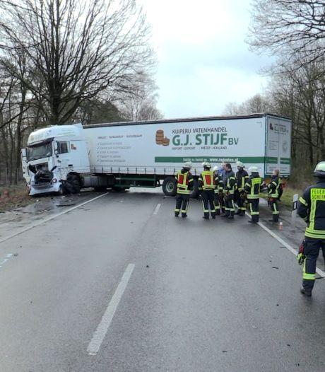 Massale steun voor trucker (20) uit Hattem die betrokken was bij dodelijk ongeluk