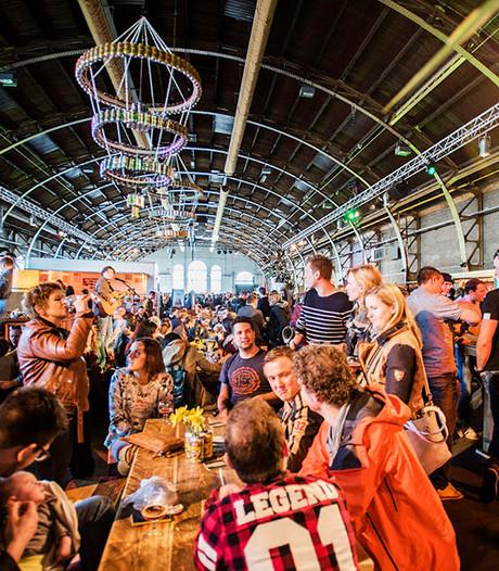 Bierfestival Bitter in Tilburg geslaagd debuut