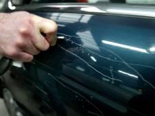 Meerdere auto's bekrast in Den Bosch, politie zoekt naar getuigen