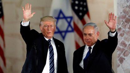 Netanyahu verkort zijn bezoek aan VS na raketaanval in Tel Aviv
