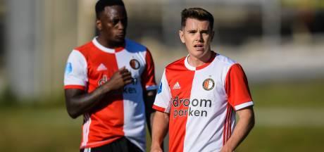 Liam Kelly belooft te bikkelen op het middenveld van Feyenoord