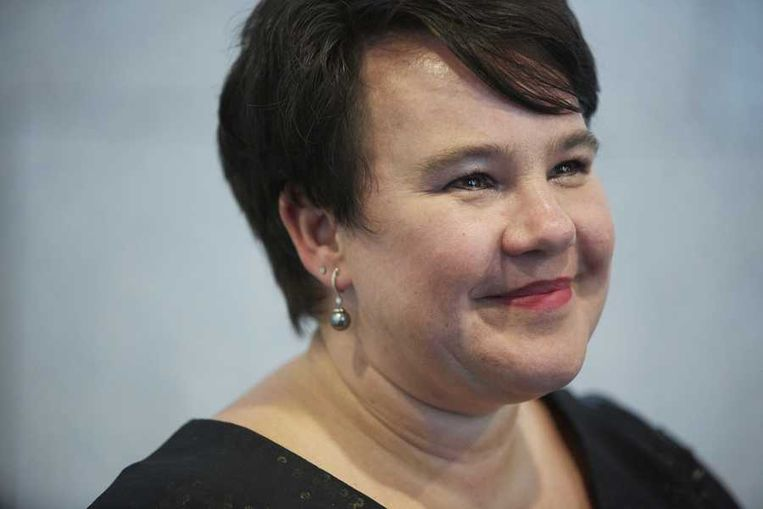 Staatssecretaris Sharon Dijksma van Economische Zaken. Beeld anp