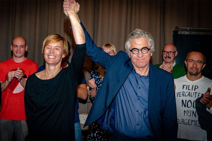 Jos Stassen en Tina Van Havere haalden een overwinning bij de gemeenteraadsverkiezingen maar werden toch uit de coalitie gewipt. Nu gaan ze beide federaal aan de slag als kabinetsmedewerkers.