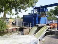 Nog extra pomp bij Wijk bij Duurstede vanwege droogte