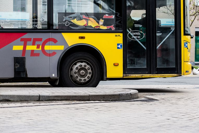 De TEC-chauffeur knalde met 92 kilometer per uur door Sint-Genesius-Rode, terwijl er maar 50 was toegelaten.