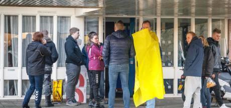Bewoners Vijverhof Steenwijk kunnen nog niet terug naar hun appartement