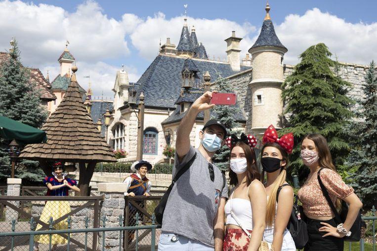 Heropening Disneyland Paris