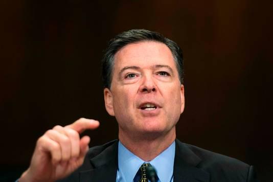 Voormalig FBI-directeur James Comey