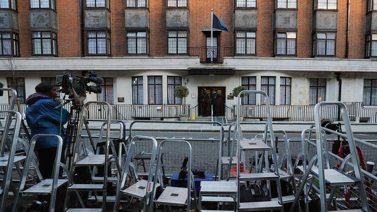 Het Koning Edward VII ziekenhuis Beeld getty
