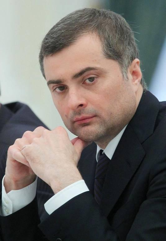 Soerkov werkt sinds 1999 voor het Kremlin.