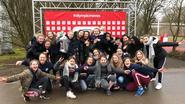 Softbalploeg meisjes Virgo Sapiens naar finale