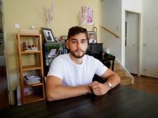Yesse (18) leek dakloos te worden: 'We hebben niet goed gehandeld'