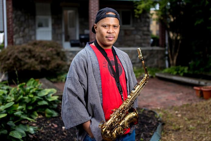 De Amerikaanse saxofonist Steve Coleman komt ook naar November Music in Den Bosch.