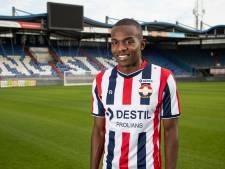 'Jhonny Q' wil via Willem II naar nationale ploeg van Ecuador