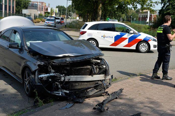 Ongeluk Minervum Breda.