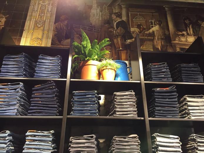 Tegeltableaus in Jeans Centre