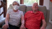 """Martha (76) zorgt al zes jaar voor haar dementerende man Jos (80): """"Opgelucht dat dagopvang weer open is"""""""