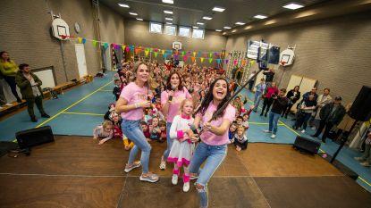 """K3 bezoekt basisschool van Sint-Cordula Instituut: """"Onze leerlingen zijn door het dolle heen"""""""