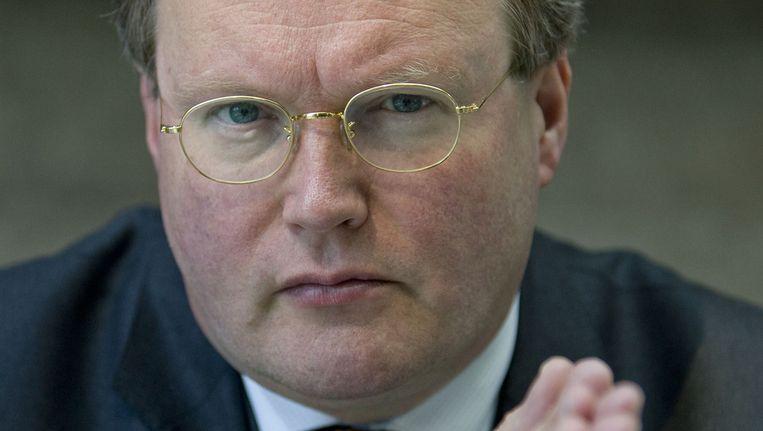 VVD-Europarlementariër Hans van Baalen Beeld