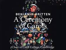 The Choir of Clare College maakt er een heerlijk (kerst)feest van