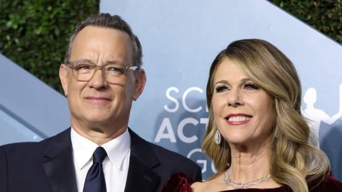 Tom Hanks en zijn vrouw Rita Wilson zijn nu officieel Grieken