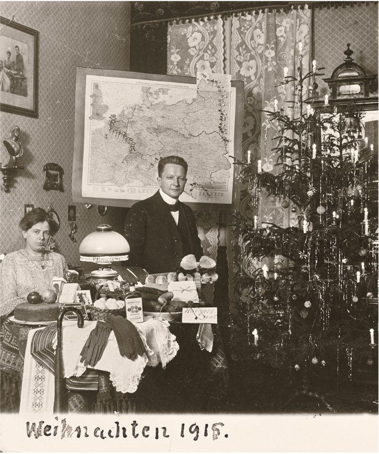 1915: De Eerste Wereldoorlog was in volle gang. Beeld Museum Charlottenburg-Wilmersdorf