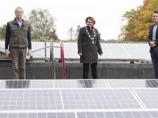 Eerste Postcoderoos-project in Haarle: Kleine stap op weg naar een duurzame samenleving