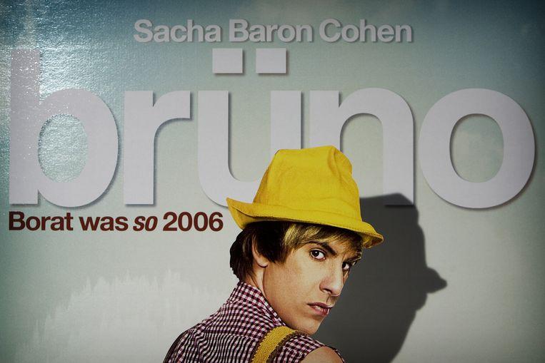 Sacha Baron Cohen als Brüno. Foto ANP Beeld