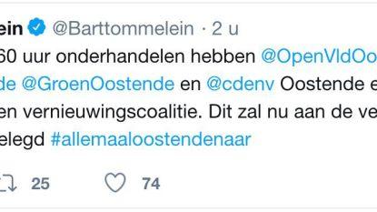 """""""Meest sociale akkoord voor Oostende ooit"""""""