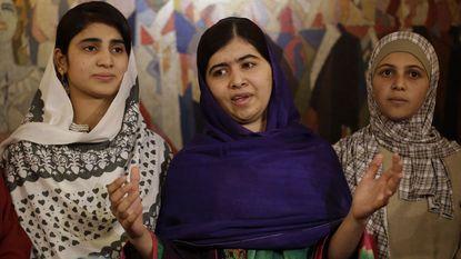 Malala hoopt ooit premier van Pakistan te worden