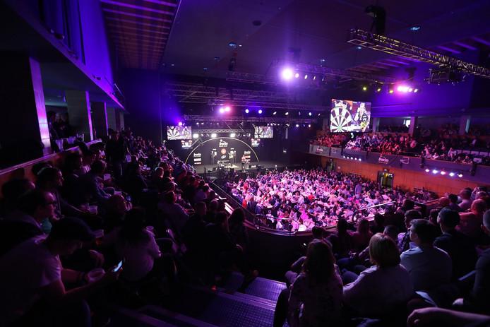 De speelzaal in Wolverhampton.