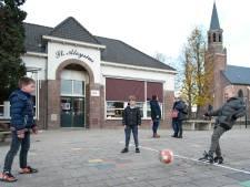 Hoop op langer leven St. Aloysiusschool in Boskamp