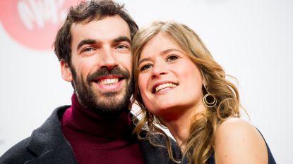 Eva De Roo en Jan Paternoster getrouwd