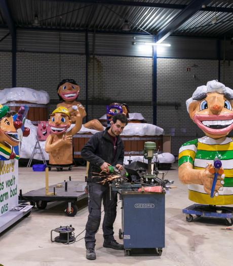 Redt Marktplaats de optocht van Schorsbos in 2021? 'Zonder bouwhal geen optocht'
