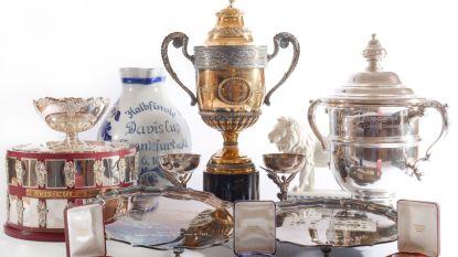 Boris Becker veilt ruim tachtig trofeeën om schulden af te lossen