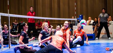 Nederland begint WK zitvolleybal in Musis met simpele zege op Kroatië