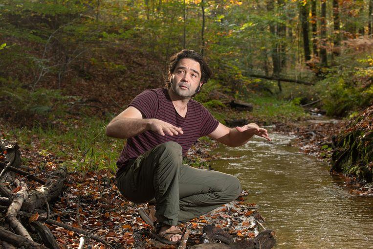 Frank Resseler is bioloog én documentairemaker.