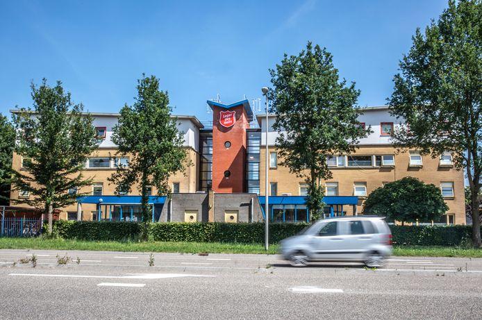 De Domuslocatie aan de Burgemeester van Walsumlaan in Zwolle.
