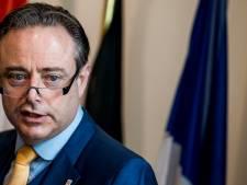 """Bart De Wever prend acte du """"diktat"""" du PS"""