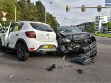 Vrouw gewond bij ongeluk in Breda