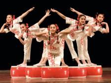 Lenige Chinezen en dansende draken komen deze kerst naar Den Haag
