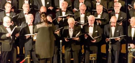 Na 44 jaar zwijgt het Christelijk Mannenkoor Hengelo