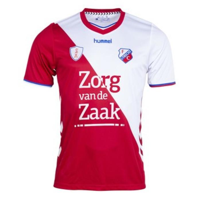 Het nieuwe shirt van FC Utrecht