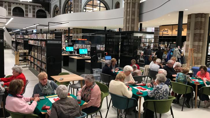Ontmoetingscentrum DePetrus in Vught is open; nu nog betaalbaar zien te houden