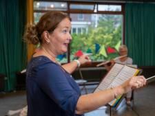 In de vergaarbak van het Edese orkest Cumquisque is iedereen welkom: 'zelfs de panfluit'