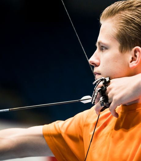 Jan van Tongeren: 'Hij is raak of mis, elke pijl telt'